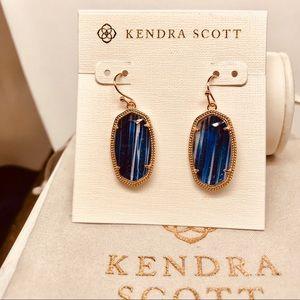 Kendra Scott Nani oval drop earring